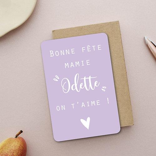 Mamie Odette