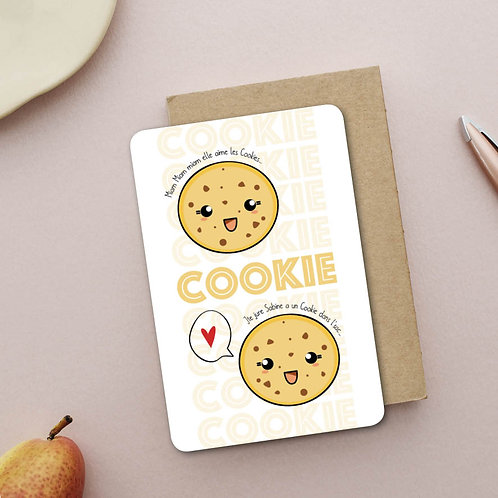 Mini Cookie