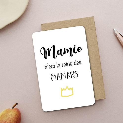 Mamie la Reine