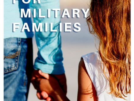 Parenting Resources for Military Families