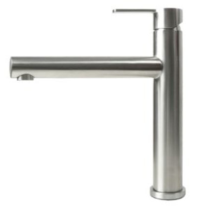 Stainless steel kitchen tap Stori