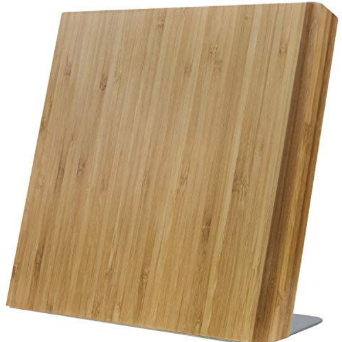 Knife block Quin Bamboo Wood XL