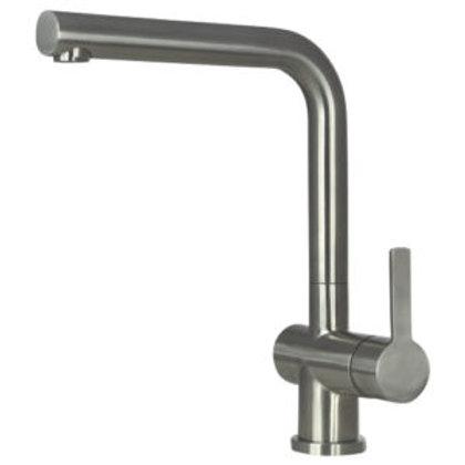 Stainless steel kitchen tap Arlori