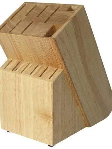 Knife block Raf Bamboo Wood