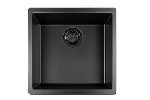 Ambro 4040 Composite black sink