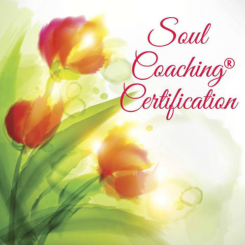 Soul Coaching Certification