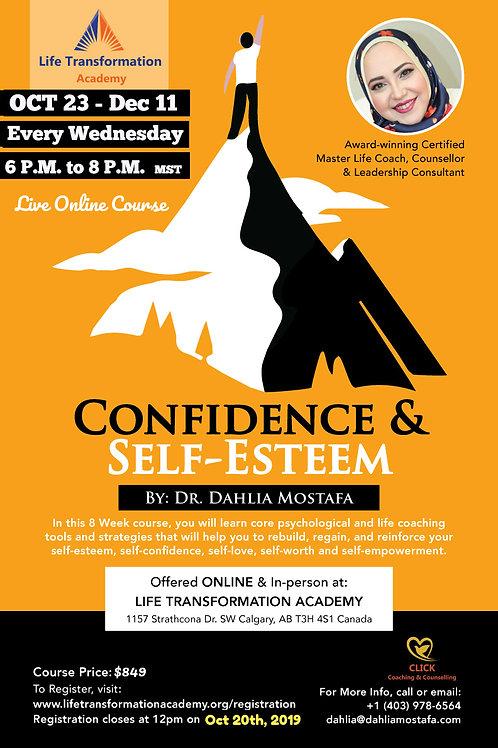 Confidence & Self-Esteem