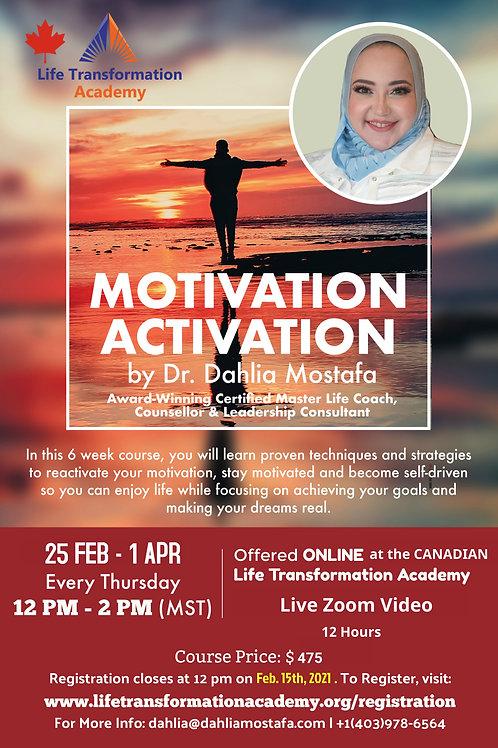 Motivation Activation