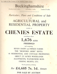 Chenies Estate For Sale