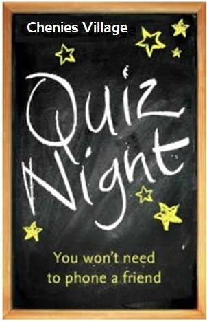 Chenies Village Quiz Night
