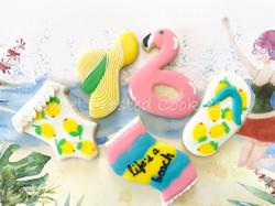 Summer Vibes Cookies 2