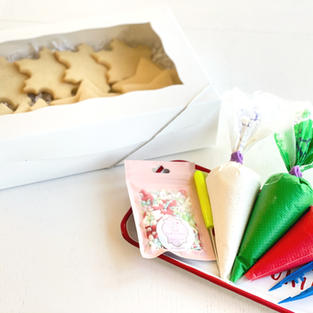 Holiday Cookie Decorating Kits