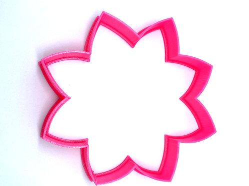 Summer Flower Cookie Cutter