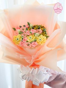 Cake Bouquet1