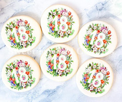 Enjoy these cookies!  Put away your worr