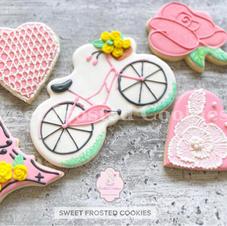 Galentine Cookies