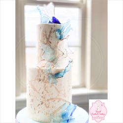 Sail Away Cake