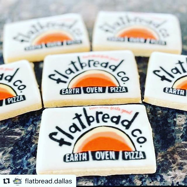 Logo Decorated Cookies
