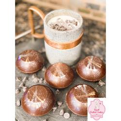 Gourmet European Hot Cocoa Bombs