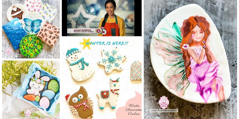 Masterclass Cookie Decorating Series