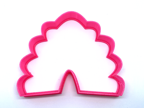 Honey Bee Hive Cookie Cutter
