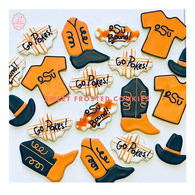 Go Pokes!! Love the boots!!!_Going away