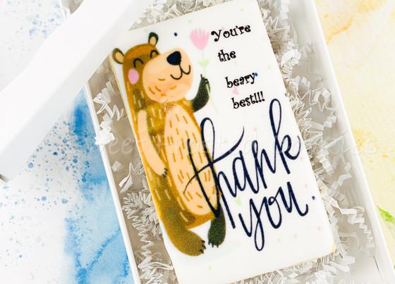 Edible Greeting Card