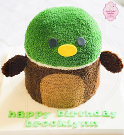 Squismallow Cake
