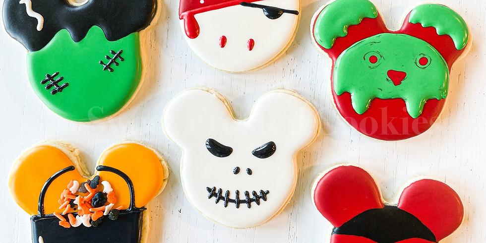 Kids Halloween Cookie Decorating Class