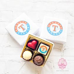 TX Rangers Chocolates