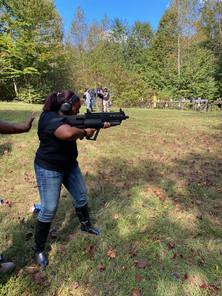 Shotgun Assault