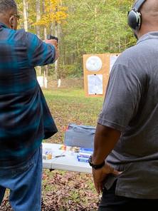 Basic of Pistol