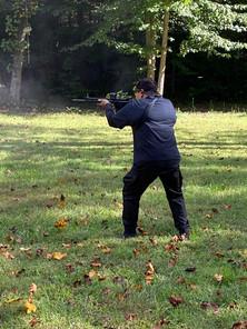Assault Rifle Training