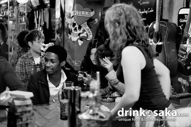 Osaka bar #3: Cherrybomb