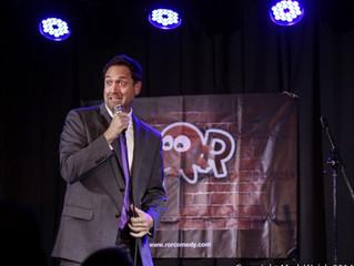 Comedians of Osaka: Tony Romani