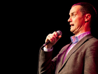 Jokes Won't Get Lost in Translation: Paul Tonkinson is Coming to Osaka