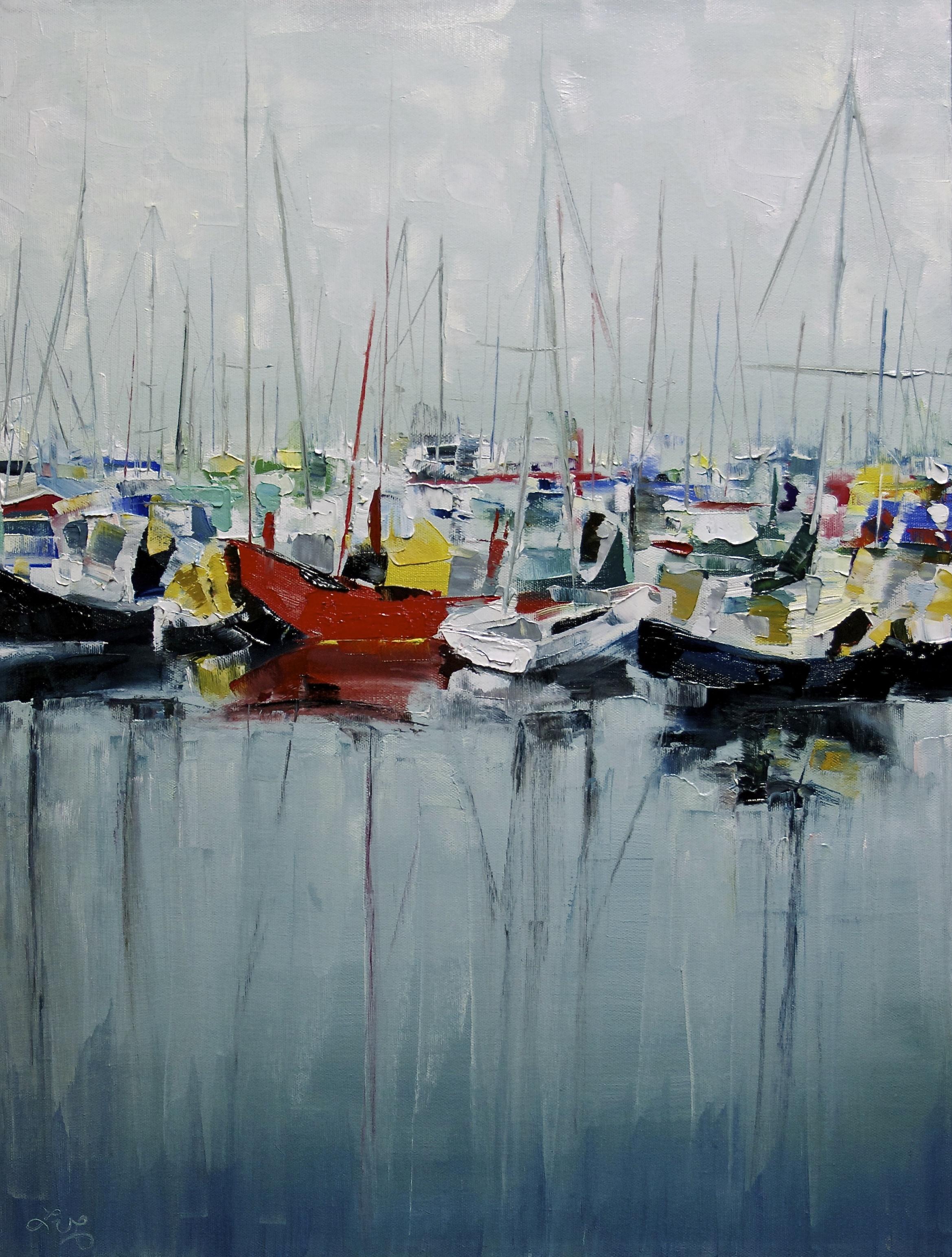 Harbor Dawn