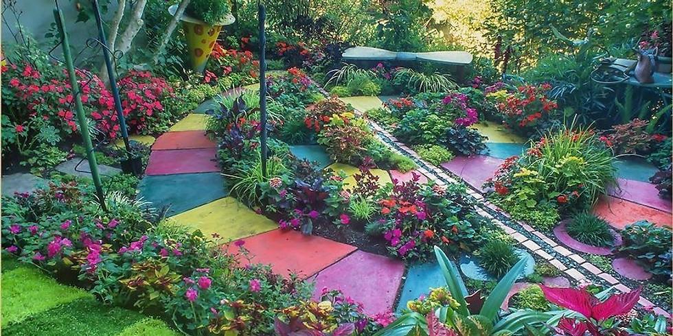 Monday Meditation: Whimsical Garden