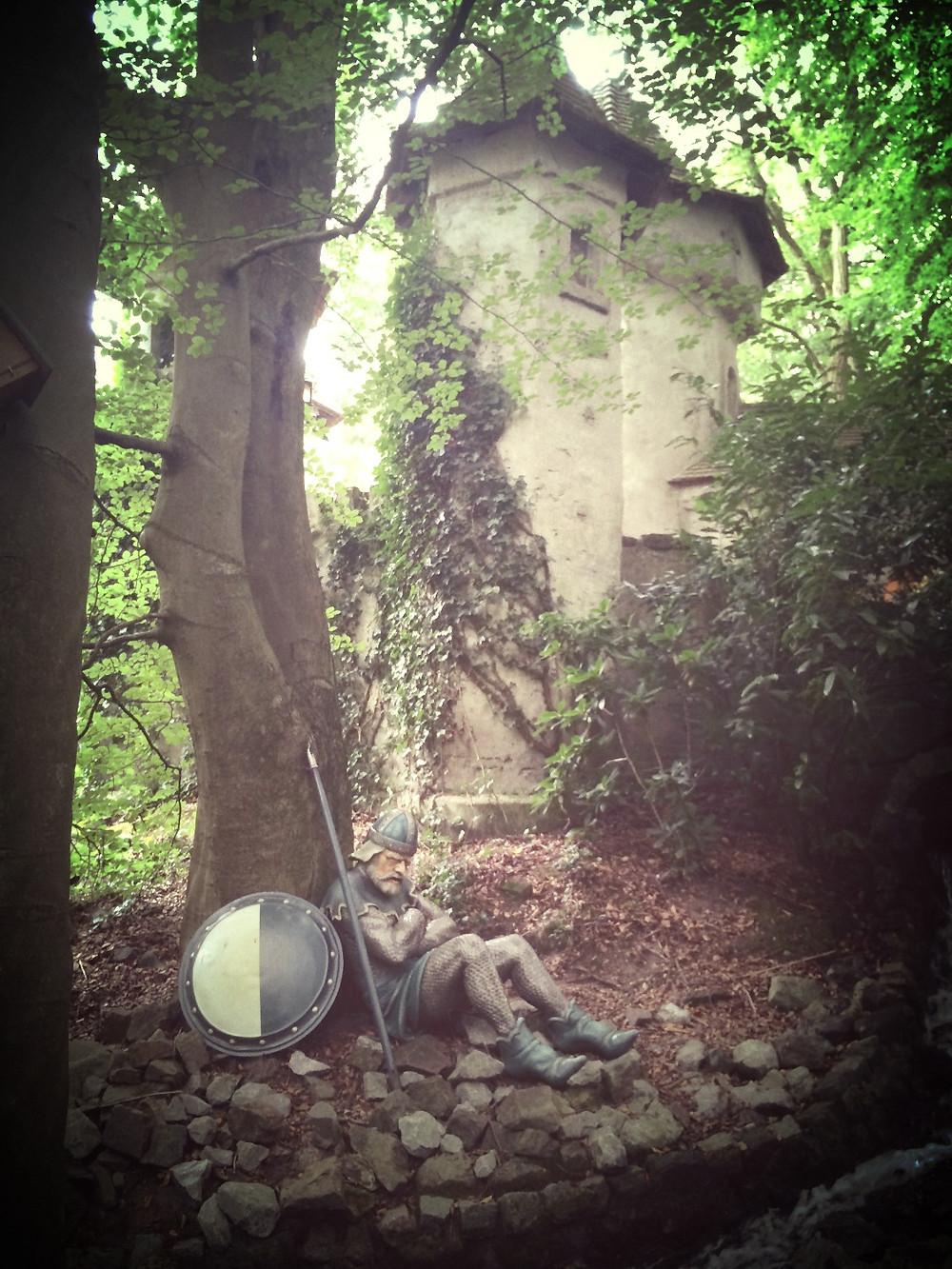 Le Bois des contes : La Belle au bois dormant