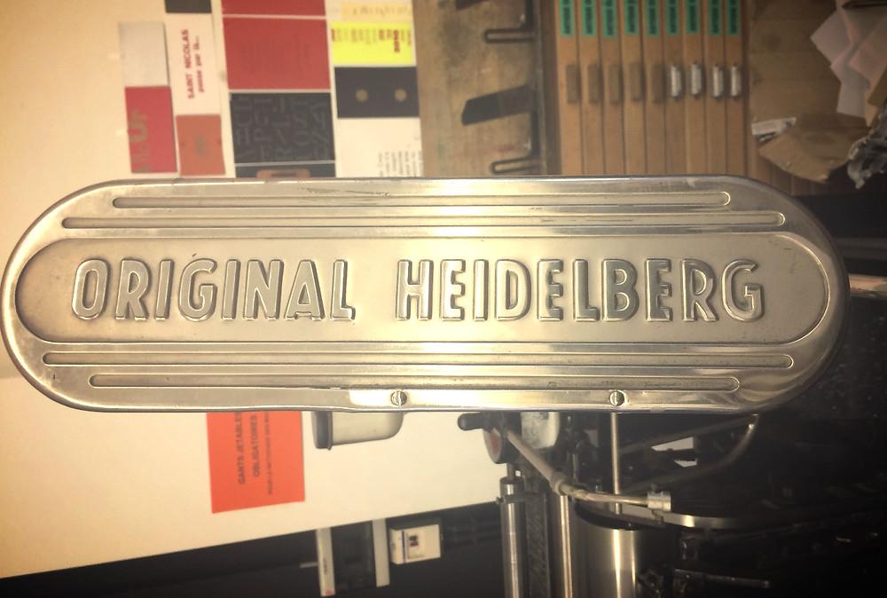 Presse Heildelberg