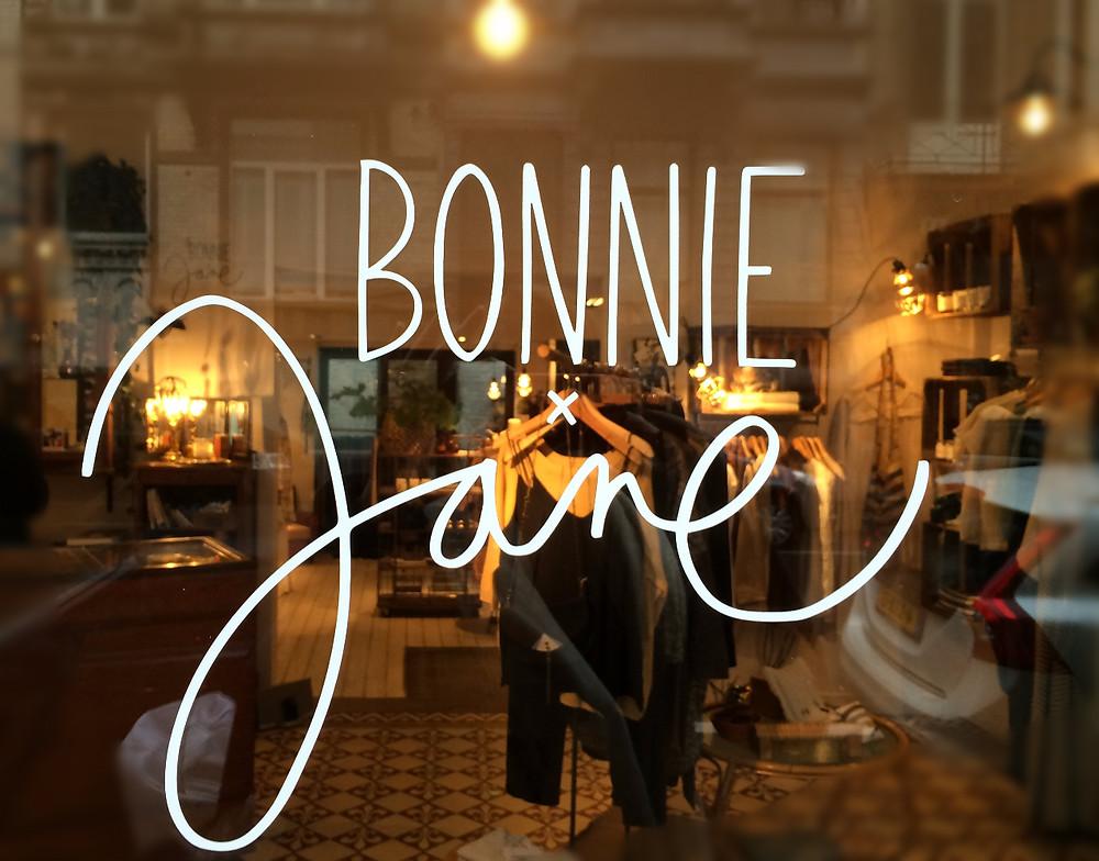 Logo Bonnie x Jane