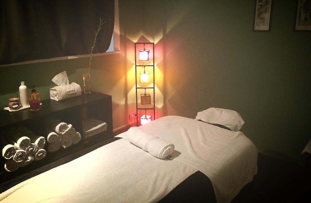 Salon de massage Oriental Therapy Ixelles