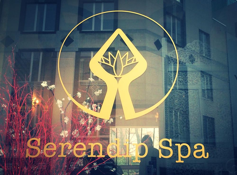 Logo Serendip Spa