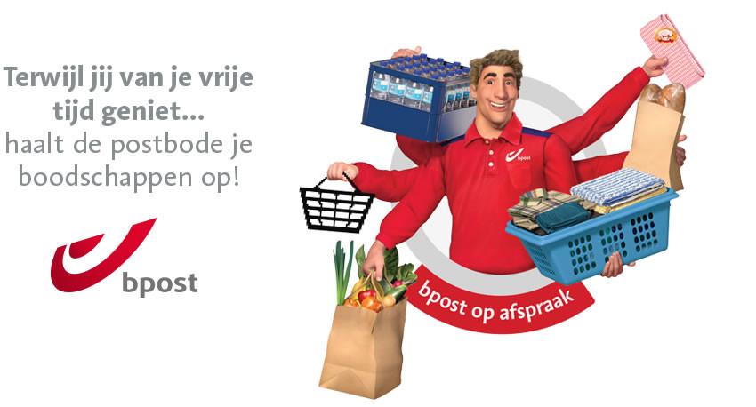 Publicité Combo by bpost