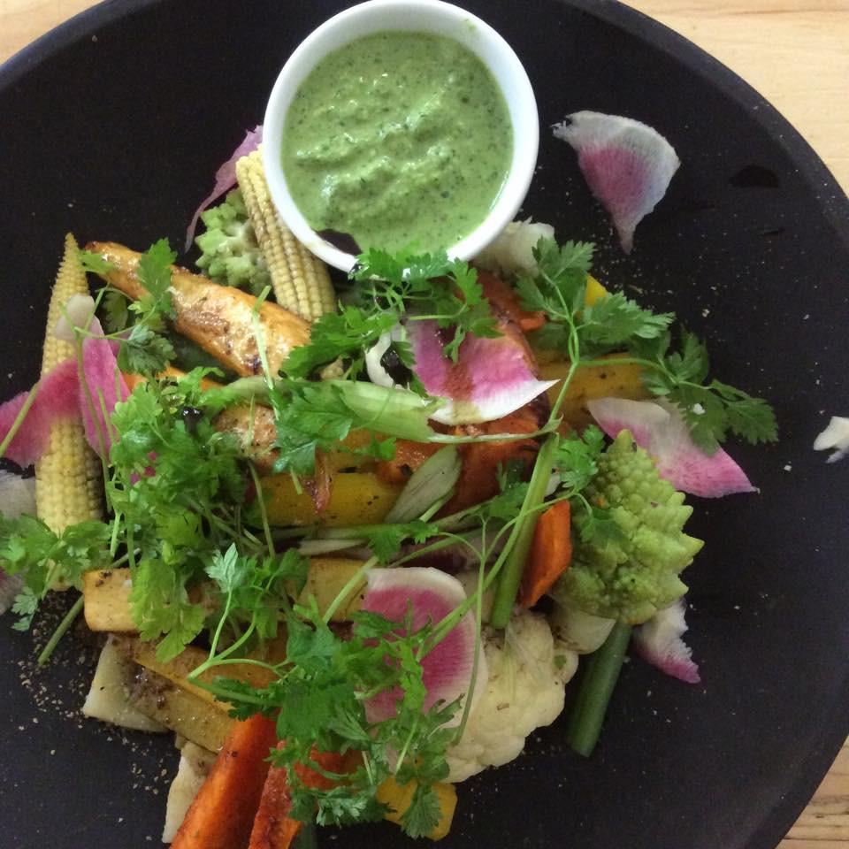 Salade tout légumes