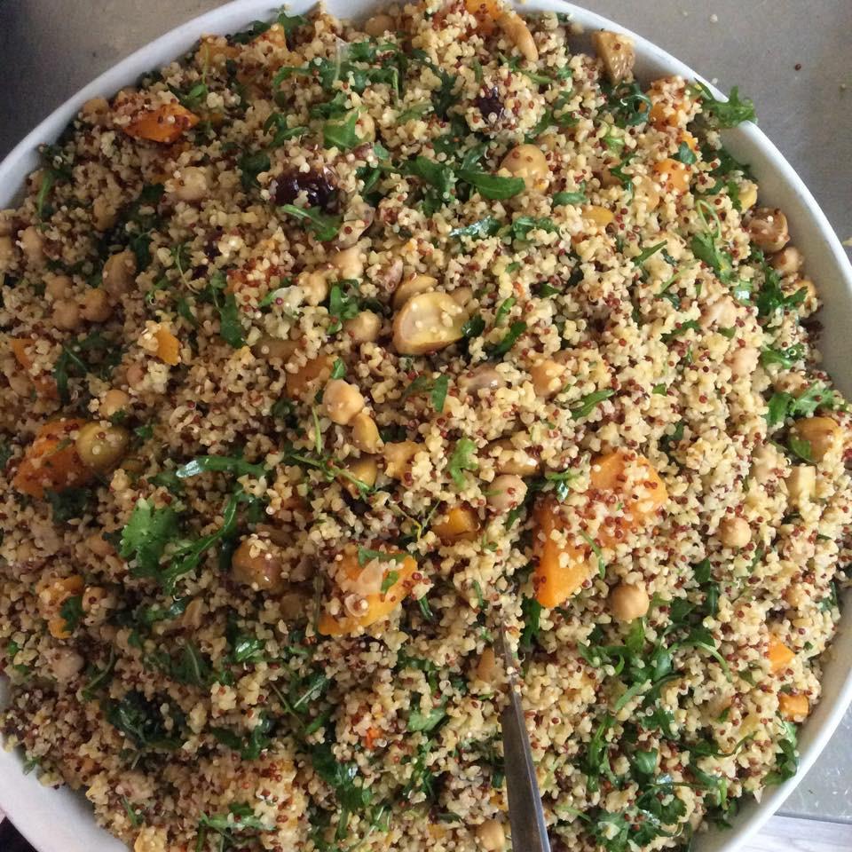 Quinoa du jour