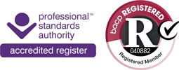BACP Accredited register