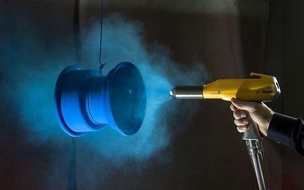 Порошковая покраска металла изделий в Тольятти по выгодным ценам