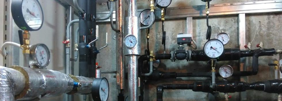 Проект систем водоснабжения