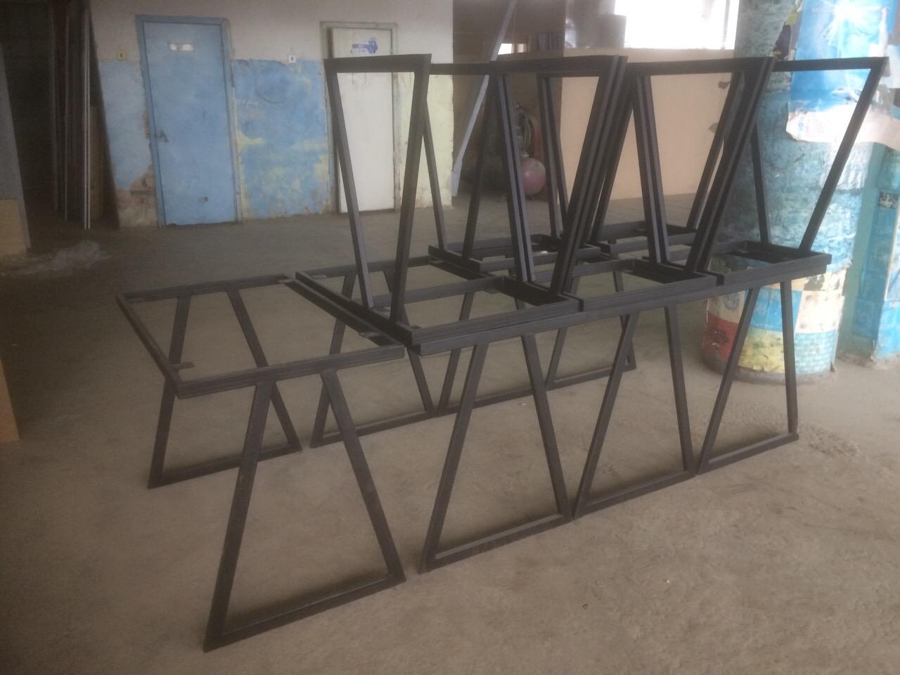 Изготовление и порошковая окраска стола